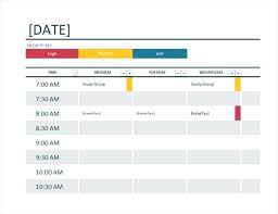 Schedule Table Template Download Free Invoice Template For Word And Top 5 Resources To Get