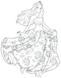 Barbie Coloring Pages Free Betterfor