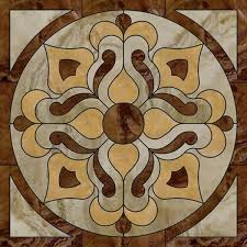 <b>Керамогранит Ducale Roseton</b> Pulido Nacar 116.8x116.8 декор ...