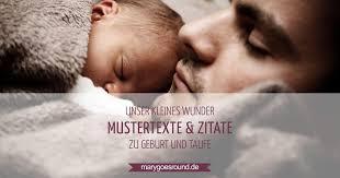 Mustertexte Für Geburtskarten Glückwünsche Zu Geburt Und Taufe