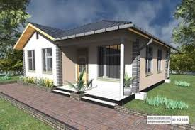 High Quality 2 Bedroom House Plan   ID 12208