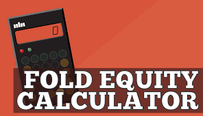 Fold Equity Chart Free Fold Equity Calculator For Poker Players
