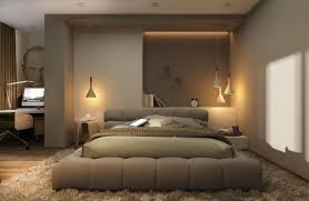 Contemporary Lighting Ideas For A Modern Bedroom Design_Contemporary  Design Modern N