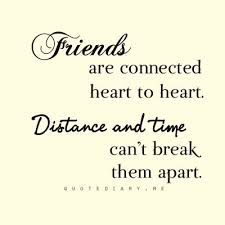 Quotes About Friendship Distance 40 Quotes Custom Quotes About Friendship And Distance