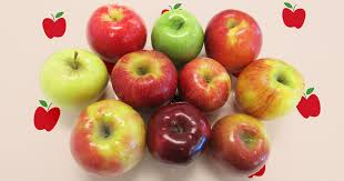 Apple Variety Chart Ranking Of 10 Varieties Of Apples From Worst To Best
