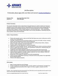 Accounts Payable Resume Cover Letter Examples 24 Valuable Accounts