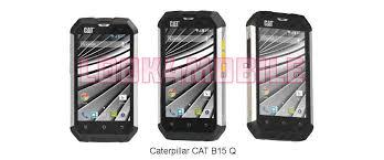 Caterpillar CAT B15 Q - features ...
