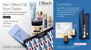 receive your choice of 7 pc gift with your 35 estée lauder purchase