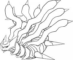 Small Picture Legendary pokemon coloring pages dialga ColoringStar