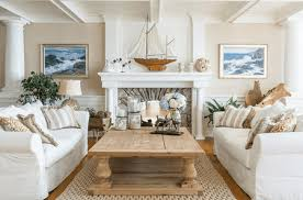 beach themed house.  Beach Beach Style Living Room In Themed House M
