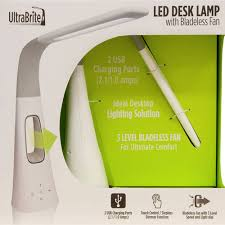 Ultrabrite Led Desk Lamp Best Ultrabrite Led Desk Lamp Bladeless Fan Islamidavetus