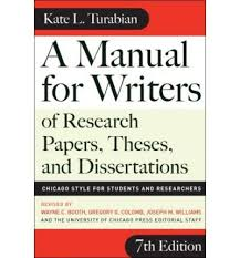 Turabian  th edition block quotes in essays  Handbook for writers of research papers  th edition