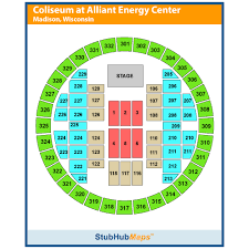 Alliant Energy Center Events And Concerts In Madison