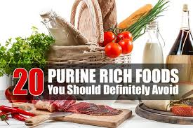 20 Purine Rich Foods You Should Definitely Avoid
