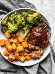 Most side dishes work, but of course, some are better than others. Sheet Pan Bbq Meatloaf Dinner Instructional Video Budget Bytes