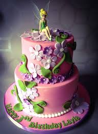 Coolest Cake Design Birthday Party Ideas Coolest Cake Tinkerbell