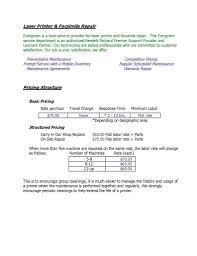 annual maintenance contract format for machine annual service contract format for computers tutmaz
