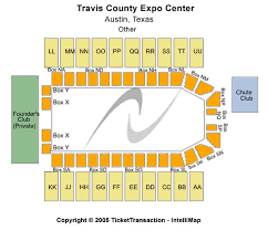 Travis County Expo Center Seating Chart Austin Rodeo Kevin Fowler Tickets Travis County Expo