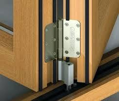 sliding closet door hardware heavy duty