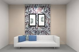 Wallpaper Living Room Designs Design Wallpaper With White Back Ground Home Design Home Decor