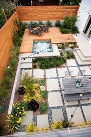 backyard landscape design. 16 Inspirational Backyard Landscape Designs As Seen From Above Design S