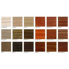 Cabot S Timber Colour Chart Cabots Interior Stain Water Based