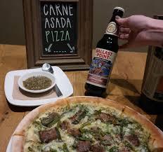 California Pizza Kitchen Garden Walk Ballast Point Beer Pairing Menu At Cpk In Escondido Your North