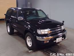 1998 Toyota Hilux Surf/ 4Runner Black for sale   Stock No. 45811 ...