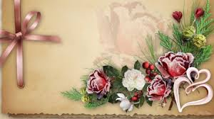vintage valentine desktop background. Interesting Vintage Be My Valentine  Ribbon Cones Bow Hearts Red Rose Valentines Flag  This Wallpaper  For Vintage Desktop Background
