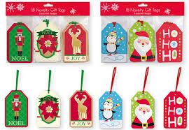 Amazon Com 36 Count Christmas Gifting Tags Holiday Gift
