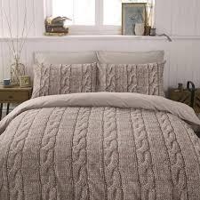 18 best Master Bedroom images on Pinterest | Master bedrooms, Bed ... & Details about WARM BEIGE BROWN WOOL CABLE KNIT PHOTO PRINT DESIGN BEDDING  SET DUVET COVER Adamdwight.com