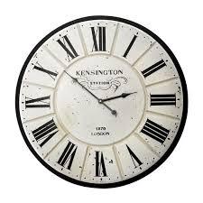 60cm kensington station london clock