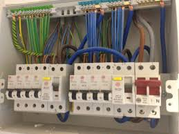 fuse box changing in north london from hs electrical old fuse box wiring diagram at Outdated Fuse Box