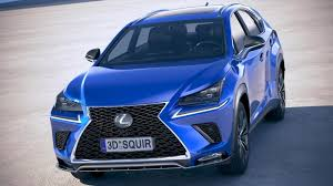 2018 lexus nx 300 f sport. unique lexus 1 lexus nx300 2018 royaltyfree 3d model  preview no on lexus nx 300 f sport