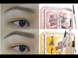 How To: <b>BROWS</b> ft. <b>NEW Benefit Brow</b> Kits! - YouTube