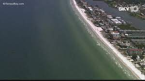 Red tide at the beaches: Where is the ...