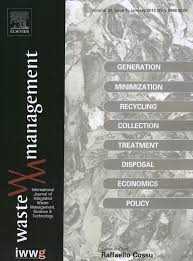 publishing partnership waste management journal sardinia publishing partnership waste management journal