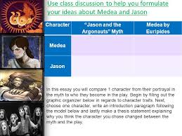 medea thesis paper english use class discussion to help you  use class discussion to help you formulate your ideas about medea and jason in this essay