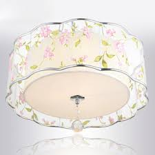 kids room ceiling lighting. drum glass shade romantic dinning room ceiling light for kids lighting