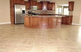 great kitchen tile floor
