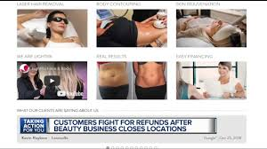 Light Rx Indianapolis Metro Detroit Beauty Business Shuts Down With No Warning To