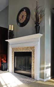 fireplace makeovers on a budget attractive omarrobles com with regard to 18