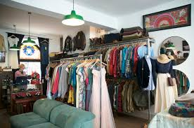 house of vintage in spitalfields london secondhand fashion store