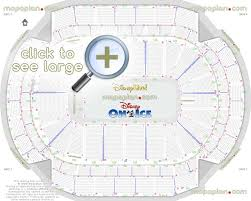 Disney On Ice Xl Center Seating Chart Xcel Energy Center Seat Row Numbers Detailed Seating Chart