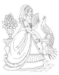 Coloriage A Imprimer Gratuit Princesse Cendrillon Coloriage Imprimer