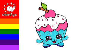 Shopkins Drawing Pages At Getdrawingscom Free For Personal Use