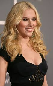 Scarlett Johansson born November 22 1984 Hollywood Actress.