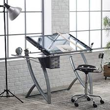 Natural lighting futura lofts Lofts Yhome Image Unavailable Younion Amazoncom Studio Designs Futura Advanced Drafting Table With Side