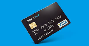 cryptopay bitcoin debit card