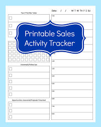 10+ Sales Tracking Templates - Free Word, Excel, PDF Documents ...